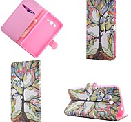 Tree of Life Diamond Painted PU Phone Case for Galaxy Grand Prime G530