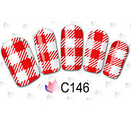 - Finger / Zehe - 3D Nails Nagelaufkleber - Andere - 30PCS Stück - 15cm x 10cm x 5cm (5.91in x 3.94in x 1.97in) cm