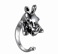 Animal Fashion Stereo Ring