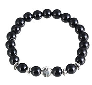 Natural Stone Bracelet Charm Bracelets Daily / Casual 1pc
