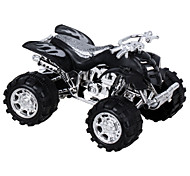 Kids Toys ATV Motorcycle Pull-back Vehicle Racing Car Model Building Toys