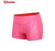 TASDAN Cycling Shorts / Underwear Shorts / Padded Shorts Women's BikeBreathable / Quick Dry / Reflective Trim/Fluorescence /