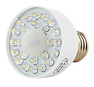 1.5W E26/E27 LED Globe Bulbs T 23 SMD 1.6 lm Warm White / Natural White AC 85-265 V 1 pcs
