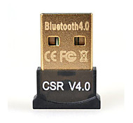3Mbps 20M Mini USB Bluetooth V4.0 Dongle Dual Mode Wireless Adapter