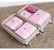 Travel Luggage Organizer / Packing Organizer Travel Storage Plastic / Rubber