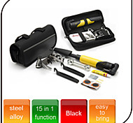 Bicycle Repair Tool Set With Tyre Repair Inflator For Cycling/Bike / Mountain Bike / Road Bike