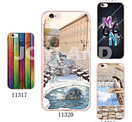 MAYCARI®Penguin Soft Transparent TPU Back Case for iPhone 5/5S(Assorted Colors)