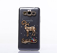 Sheep Pattern TPU Soft Case for Multiple Samsung Galaxy S3/S4/S5/S6/S6Edge/S6Edge+/S7/S7Edge