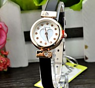 bling bling waterproof fashion watch