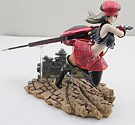 God Eater Alice PVC Anime Action Figures Model Toys Doll Toy