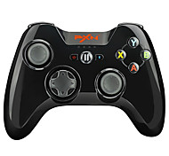 PXN®-6603 Dual Shock Wireless Bluetooth Game Controller Support Ios System for Iphone/ Ipad/ Ipod Touch
