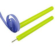 volume de caneta de papel quilling verde ferramentas diy