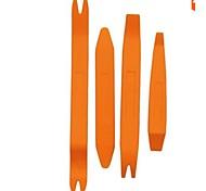 Iztoss 4 Teile Auto Türklemme Verkleidungen Tool zum Entfernen von Kits für Auto Dash Radio Audio-Installateur hebeln Werkzeug