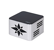 Aluminum Bluetooth 3D Sound Wireless Stereo Radio LED Light Sensitive Touch Speaker NFC Mic APP Remote Control KR-8100