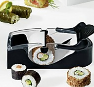 Gadget DIY Sushi Roller Cutter Machine Kitchen Gadgets Magic Maker Perfect Roll