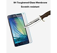 XIMALONG  Galaxy A3 Screen Protector, Transparent Ultra Thin HD Temped Glass Screen Protector for Samsung Galaxy A3