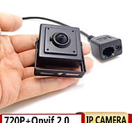 720p Mini soporte de la cámara de red IP de la cámara ONVIF 2.0 Android y iOS p2p móvil