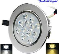 Luci da soffitto 12 LED ad alta intesità 1200 lm Bianco caldo / Luce fredda Intensità regolabile / Decorativo AC 220-240 / AC 110-130 V1