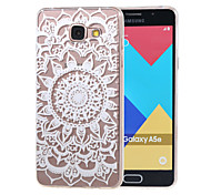 Hollow Flower New Soft TPU Back Case Cover For Samsung Galaxy A3 (2016) A310 A310F/A5(2016) A510 A510F-12
