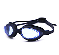 Swimming Goggles Unisex Anti-Fog Silica Gel Nylon White / Gray / Black / Blue Pink / Gray / Blue / Dark Blue / Purple