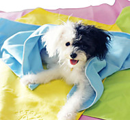 Colorful Double Sides Cleaning Towel for Pets