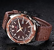 reloj hombre NAVIFORCE Quartz Watch Casual Men'S Watch Mens Luxury Brand Watches Leather Military Campaign Dial Watches