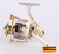 Mulinelli per spinning 5.2:1 11 Cuscinetti a sfera IntercambiabilePesca di mare / Spinning / Pesca di acqua dolce / Altro / Pesca