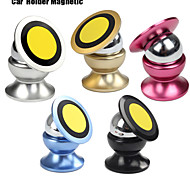Magnet 360 Degrees Mini Holder Magnetic Car Dashboard Mobile Mount Car Phone Holder Car Kit Mobile Phone Holder