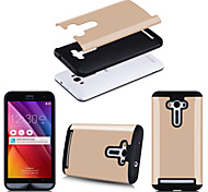 Fashion 2-IN-1 hard Protection case For ASUS Zenfone2 Laser ZE550kl 5.5""