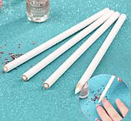 4шт / комплект искусства ногтя стразы камни собирание кристалл инструмент воск карандаш сборщика ручка, стразы пикап ручки