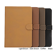 Retro Matte Sleep Function Leather Case for Samsung Galaxy Tab S2 9.7/T815