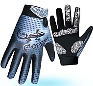 Touch Screen Gel Long Finger Glove Cycling for Men Women Downhill Motocross MTB Monutain Bike Bicycle