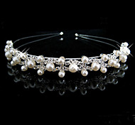 Pearl Headband for Wedding Party