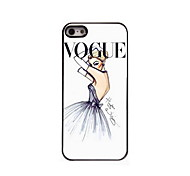 Vogue Design Aluminum Hard Case for iPhone 5/5S