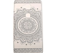 Circular pattern New Soft TPU Back Case Cover For huawei honor 5X Mobile phone bags Cases