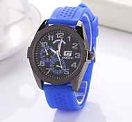 Women's Watch Sports aAnd Leisure Silica Gel Watch Cool Watches Unique Watches