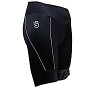 SPAKCT Women's Cycling  Shorts  Summer Breathable Compression 3D Pad