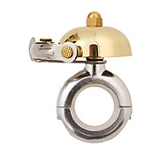 Bike Handlebar Brass Bell Retro Ring Horn Classic Bike Bell Alarm Gold