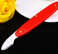 High Quality Steel Sheet Pry Bottom Cover Knife Watch Repair Tool (Random Color)