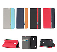 Retro Fashion Deluxe Leather flip Wallet Stand Case For Galaxy S5 Mini/S4 Mini/S3 Mini/S5/S4/S3