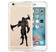 Lassen Sie uns tun, um wieder diese weiche transparente Silikonhülle für das iPhone 5 / 5s (verschiedene Farben)