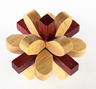 Fashion Wood Puzzle Unlock Loop Decompression Toys