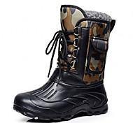 новые мужские напольные водоустойчивые ботинки снега рыболовные обувь охотничья обувь