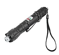 LS1668 Powerful 5miles 532nm Green Laser Pointer Strong Pen 8000m Laser Pointer+18650 Battery+EU Charger