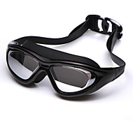 YUKE Swimming Goggles Women's / Men's / Unisex Anti-Fog / Waterproof / Adjustable Size / Anti-UV / Shatter-proof / For nearsightedness