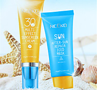 Sunscreen Sun Protection / Oil-control / Long Lasting / Concealer / Waterproof / Uneven Skin Tone / Natural / Pore-MinimizingCombination