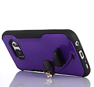 PC Sports & Outdoors Back Cover Case with Kickstand for Samsung S3/S3mini/S4mini/S4/S5/S5mini/S6/S6 edge/S7/S7 edge