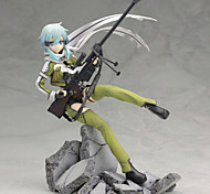 Sword Art Online Otros PVC Las figuras de acción del anime Juegos de construcción muñeca de juguete