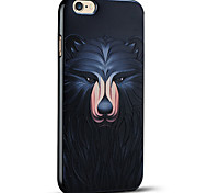 de haute qualité en relief ours protecteur couverture souple cas d'iphone pour iphone 6 plus / iphone 6s 6s plus / iphone / iphone 6