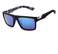 Unisex's100% UV400 Square Sunglasses